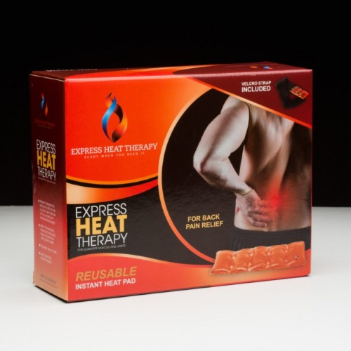 Back Instant Heat Pad
