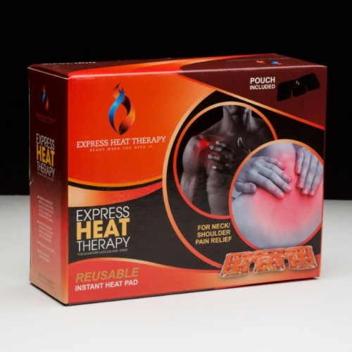 Neck/Shoulder Instant Heat Pad