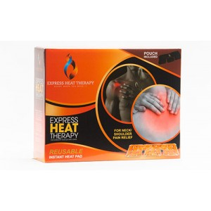 NECK/SHOULDER INSTANT HEATING PAD
