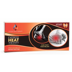 FOOT INSTANT HEATING PAD